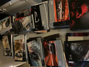Huge Audi Lot For Collectors Or Re-sellers Brochures Books And More