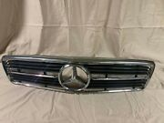 1972-1980 Mercedes Benz 450sl Grill Front Upper Radiator Grill