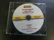 New Holland H8060 H8080 Self-propelled Windrower Service Manual  47487696-cd