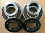 Ford 9 Conversion Axle Bearings Small Bearing 1.378 To Large Bearing End 3.150