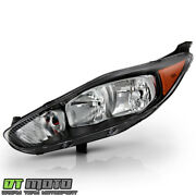 2014-2018 Ford Fiesta S Se St Headlight Headlamp Replacement Lh Left Driver Side