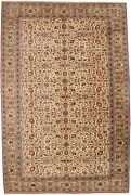 Turkish Handmade Rugs Anatolia Collection Hand-knotted Washable 6and039-5 X 9and039-8