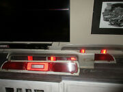 1971 Challenger Tail Light Bezel And Lens Assembly