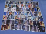100 Astronaut Space Autographed Trading Cards Complete List Included Rare Autos
