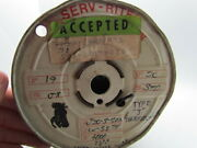 Serv-rite Thermocouple Wire Type J J20-5-502 Aprox 700and039