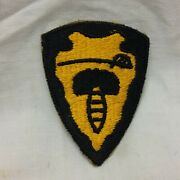 Vintage Military Patch 64th Army Cavalry Division Emblem 64 White Backing