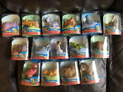 Fisher Price Little People Zoo Talkers Animal Lot Bear Flamingo Penguin 15 Total