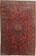 Turkish Handmade Rugs Anatolia Traditional Hand-knotted Wool 6and039-5 X 9and039-8