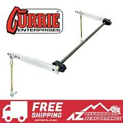 Currie Antirock Rear Sway Bar Kit W/ Aluminum Arms For And03918-and03921 Jeep Wrangler Jl