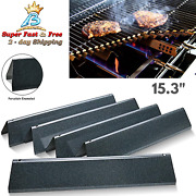 Flavorizer Bbq Gas Grill Stainless Bars Heat Plates Replacement For Weber Spirit