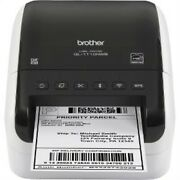 Brother Wide Format Professional Label Printer With Multiple Connectivity Optio