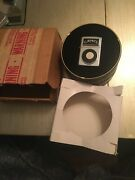 1994 Camel 8 Ball Zippo Sealed. With Original Tin And Shipping Box. Mint