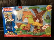 Fisher Price Little People Zoo Talkers Animal Sounds Zoo Playset 2011 W1710