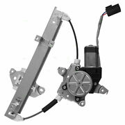 New Drivers Rear Power Window Lift Regulator And Motor For Nissan Altima Maxima