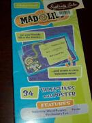 Unopened 2012 Mad Libs Asst Valentines Day Cards 34 Ct Children Age 3+