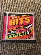 Time-life Hard To Find Hits Rare 2-cd Set, Oop Cd 30trx