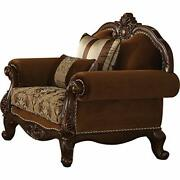 Acme Furniture Chair And 2 Pillows