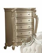 Acme Picardy Chest Antique Pearl Vintage/traditional/antique Pearl/
