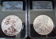 2013 American Eagle West Point Two-coin Set Proof Ngc 70
