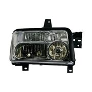 For Infiniti Qx56 08-10 Headlight In2503139-1 Passenger Side Replacement