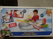 Disney Pixar Toy Story 4 Buzz Lightyear Star Command Center Kid Toy Gift