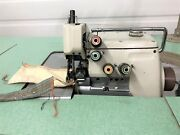 Brother Ma4-b551 Five Thread Safety Stitch New 110volt Industrial Sewing Machine