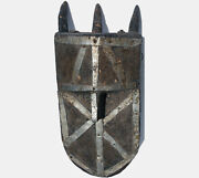 An Old Authentic Antique African Fetish Mask Toma Guinea