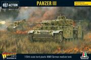 Warlord Games Bolt Action German Panzer Iii Item 402012004