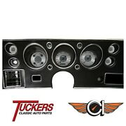 1970-72 Chevy Chevelle Ss Car All American Gauge Pkg Classic Instruments Cv70aw