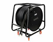 Elite Core 250and039 Rugged Shielded Super Cat6 Quad Solid-conductor Cable On...