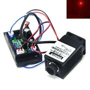 200mw 635nm 638nm Red Focusable Dot Laser Diode Module Ttl 12v Driver Fan