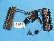 Wurlitzer Wallbox 5205 Switch And Wiring Assembly With Selector Buttons 58340