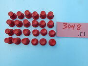 Wurlitzer Wallbox 3048 Selector Buttons Complete Set Of 24