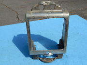 Wurlitzer Wallbox 3031 Cover Assembly - Needs New Nickel Plating D