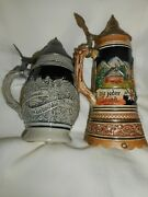 Two Beer Steins From Germany Estate Find