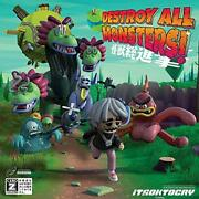 Itsoktocry - Destroy All Monsters - Cd - New