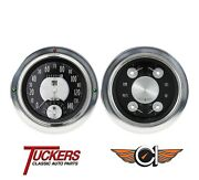 54-55 Chevy/gmc Truck All American Trad Tach Gauges Classic Instruments Ct54at62
