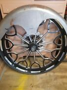 30 Front Wheel Sheriff Tire Rim And Rotor