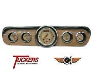 1965-66 Ford Mustang Vintage Ultimate Gauge Package Classic Instruments Mu65vt35