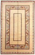 Turkish Handmade Rug Anatolia Collection Decorative Hand-knotted 6and039-6 X 10and039-5