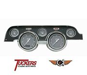 1967-68 Ford Mustang Sg Series Gauge Package Set Classic Instruments Mu67sg