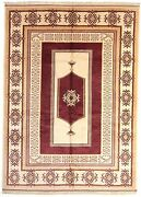 Turkish Handmade Rug Anatolia Collection Decorative Hand-knotted 7and039-2 X 9and039-11