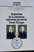 1989 Vintage Patek Philippe 136-page Book Showing 160 Wrist And Pocket Watches