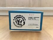 Lambert Associates Ho Scale C And O Passenger Car 880 Made In Japan New In Box