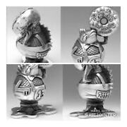 Rare Phish 2017 Msg Nyc Bakers Dozen Pewter Statue By Poster Artist Jim Pollock