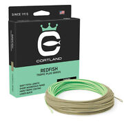 Cortland Redfish Tropic Plus Series Fly Line - All Sizes - Free Fast Shipping