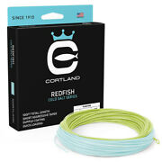 Cortland Redfish Cold Salt Series Fly Line - All Sizes - Free Fast Shipping