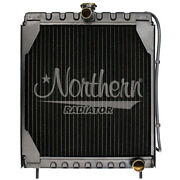 246004 Radiator Fits Ford Stationary Engine For Wood Chipper