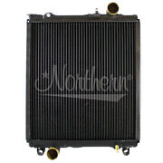 219770 John Deere Tractor Radiator Zoom Share Fits Early 1640 1641 +more