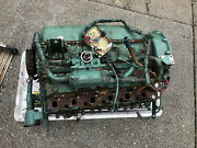 Volvo Penta Diesel Ad41p-a For Restortion Parts/repair Freight Shipping Avail